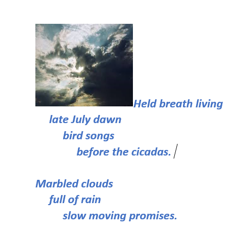 heldbreath living poem with image of clouds