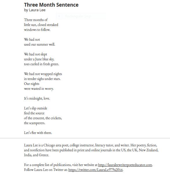 three month sentence